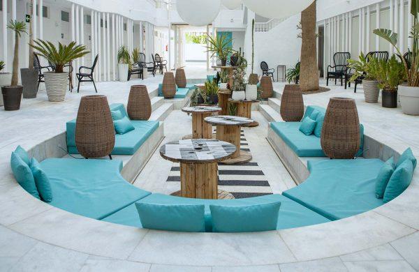 Decoración interior-exterior de hoteles en gran canaria