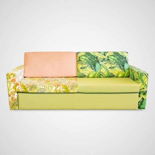 Sofá cama Modelo Acuarela